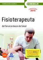 fisioterapeuta de osakidetza servicio vasco de salud. temario general volumen 2 9788467633979