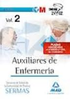 auxiliares de enfermeria del servicio de salud de la comunidad de madrid. temario volumen ii (sermas) 9788467685879