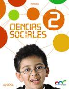 Ciencias sociales 2º educacion primaria castilla y leon por Vv.Aa.