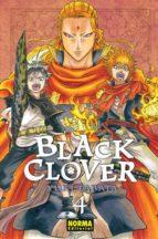 black clover 04 kazue kato 9788467927979