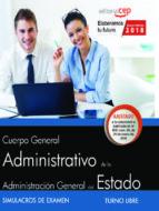 oposiciones ministerios administrativo (turno libre) 9788468195179