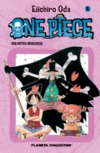 one piece nº 16-eiichiro oda-9788468471679