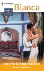 lecciones de pasión del jeque (ebook)-sharon kendrick-9788468717579