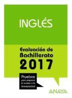 inglés. evaluacion de bachillerato 2017-18-nicola holmes-9788469844779