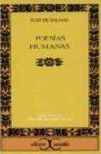 poesias humanas juan de salinas 9788470395079