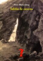 salidas de caverna hans blumenberg 9788477746379