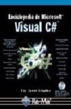 enciclopedia de microsoft visual c# (con cd-rom)-francisco javier ceballos-9788478977079