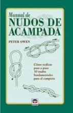 manual de nudos de acampada peter owen 9788479022679