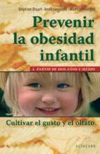 prevenir la obesidad infantil delphine druart 9788480638579