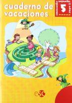 cuaderno de vacaciones 5 años (el baul magico)-paz palomar-9788480773379