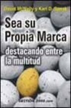 sea su propia marca destacando entre la multitud-david mcnally-karl d. speak-9788480888479