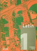 latin 1º bach. (humanidades y ciencias sociales) maurice  et al. balme 9788481043679