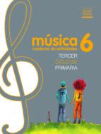 musica 6º primaria  ed 2008 9788481318579