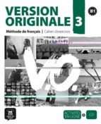 version originale 3, cahier d exercices + cd laetitia pancrazi stephanie templier 9788484435679