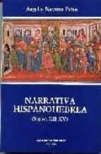 narrativa hispanohebrea (siglos xii-xv)-angeles navarro peiro-9788486077679