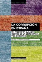 la corrupción en españa v�ctor lapuente 9788491044079