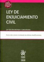 ley de enjuiciamiento civil 30ª ed 2017-9788491691679