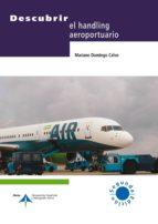 descubrir el handling aeroportuario mariano domingo 9788492499779