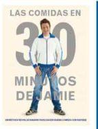 las comidas en 30 minutos de jamie-jamie oliver-9788492981779
