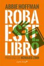roba este libro-abbie hoffman-9788494444579
