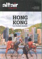 magazine altair hong kong la ciudad del mundo-9788494609879