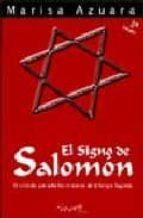 el signo de salomon-marisa azuara-9788495879479