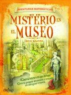 aventuras matematicas: misterio en el museo david glover 9788497545679