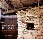 arquitectura rural. un patrimoni oblidat manel martinez garcia 9788497914079