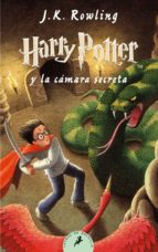harry potter y la camara secreta-j.k. rowling-9788498382679