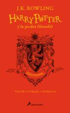 harry potter y la piedra filosofal (gryffindor) 20 años de magia-j.k. rowling-9788498388879