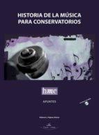 historia de la musica para conservatorios (libro de apuntes + lib ro de actividades + dvd) roberto l. pajares alonso 9788498864779