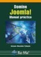domine joomla! manual practico-antonio menchen peñuela-9788499642079