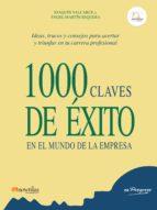 1000 claves de éxito en el mundo de la empresa (ebook)-joaquin valcarce-9788499672779