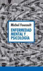 enfermedad mental y psicología (ebook)-michel foucault-9789501294279
