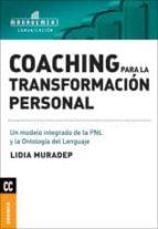 coaching para la transformacion-lidia muradep-9789506415679