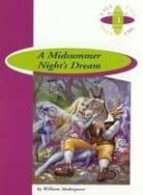 midsummer s night s dream (3º e.s.o.) william shakespeare 9789963469079