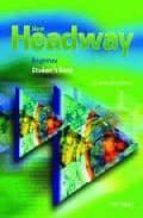 new headway english course: class audio cds: beginner john soars liz soars 9780194376389