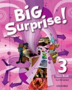 big surprise 3º primaria cb  ed 2013 9780194516389