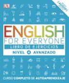english for everyone (ed. en español) nivel avanzado 4   libro de ejercicios 9780241281789