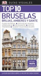 bruselas 2018 (guia visual top 10)-9780241336489