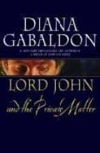 lord john and the private matter-diana gabaldon-9780385337489
