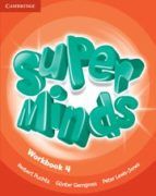 super minds 4 workbbok 9780521222389