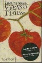 (pe) recetas para un verano italiano 9780714861289