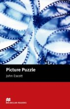 macmillan readers beguinner: picture puzzle john escott 9781405072489