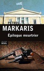 epilogue meurtrier petros markaris 9782021234589