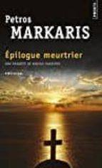 epilogue meurtrier petros markaris 9782757863589