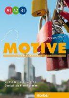 motive. kompaktkurs daf. (a1 bis b1). kursbuch 9783190018789