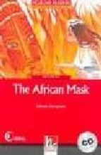 the african mask (incluye audio cd) 9783852720289