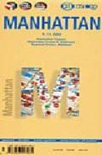 manhattan, plano callejero (1:15000)-9783866093089