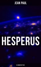 hesperus (45 hundsposttage) (ebook) jean paul 9788027219889
